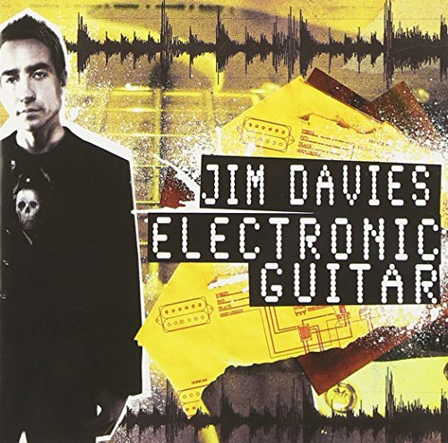 Jim Davies Electronic Guitar