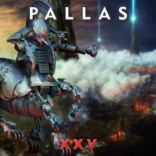 Pallas Xxv Incl. DVD