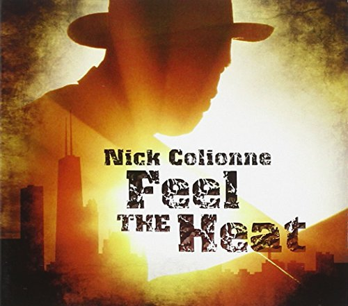 Nick Colionne Feel The Heat Digipak
