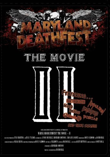 Maryland Deathfest Maryland Deathfest The Movie 2 DVD