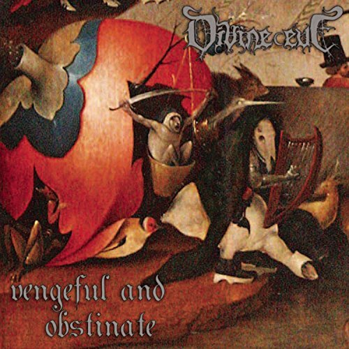 Divine Eve Vengeful & Obstinate