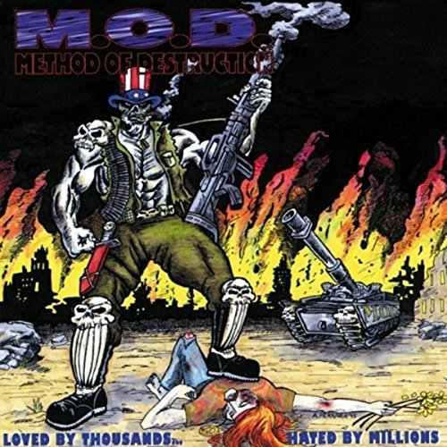 M.O.D. Loved By 1000's