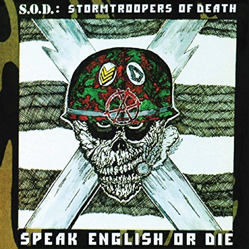 S.O.D. Speak English Or Die Platinum