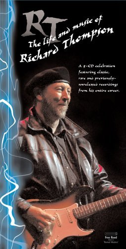 Richard Thompson Life & Music Of Richard Thomps 5 CD Incl. Booklet