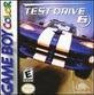 Gameboy Color Test Drive 6 E