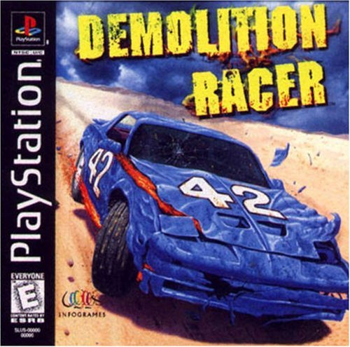 Psx Demolition Racer E