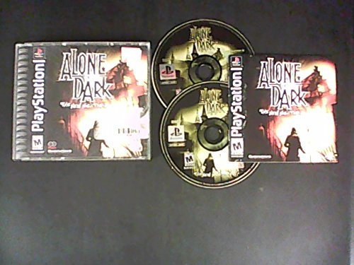Psx Alone In The Dark New Nightmar T