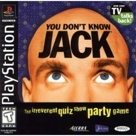 Psx You Don't Know Jack T