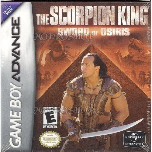 Gba Scorpion King