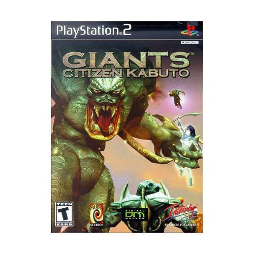 Ps2 Giants Citizen Kabuto T