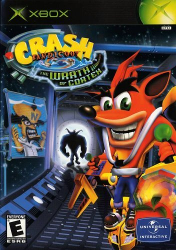 Xbox Crash Bandicoot Wrath Of Cort