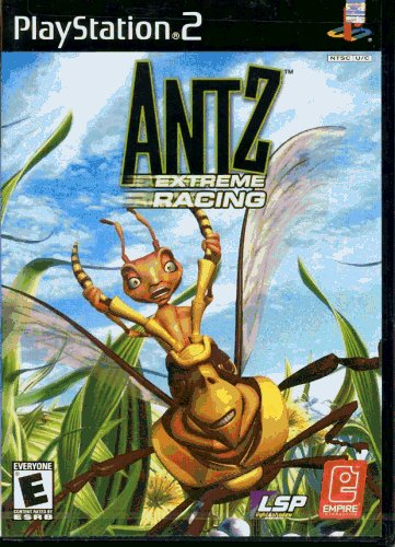 Ps2 Antz Racing