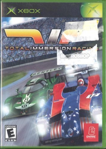 Xbox Total Immersion Racing