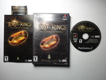 Ps2 Lord Of The Rings