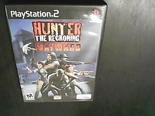 Ps2 Hunter Wayward M