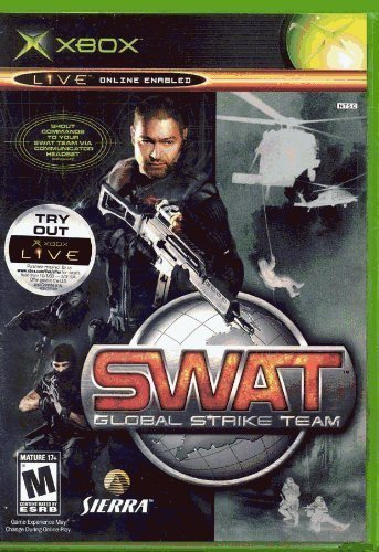 Xbox Swat Global Strike M