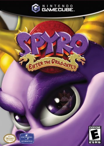 Cube Spyro 2 Enter The Dragonf