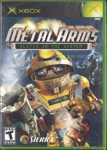 Xbox Metal Arms Glitch In The Syste