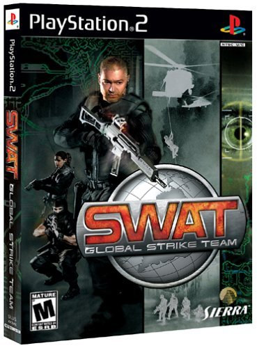 Ps2 Swat Global Strike Team M