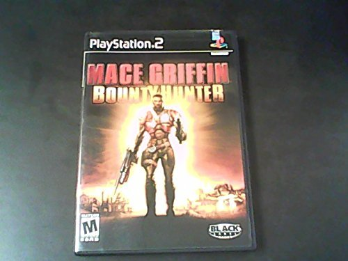 Ps2 Mace Griffin Bounty Hunter M