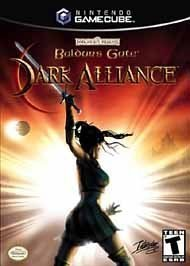 Cube Baldurs Gate Dark Alliance