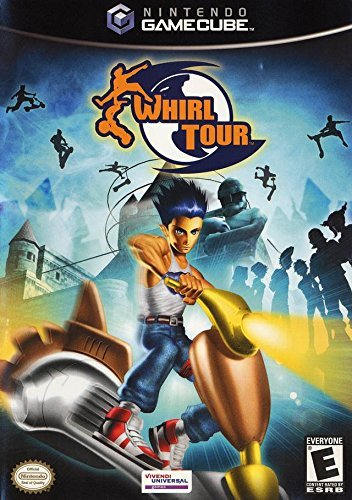 Cube Whirl Tour