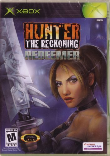Xbox Hunter Redeemer M