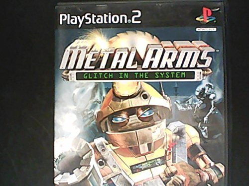 Ps2 Metal Arms Glitch In The Syste