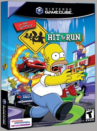Cube Simpsons Hit & Run