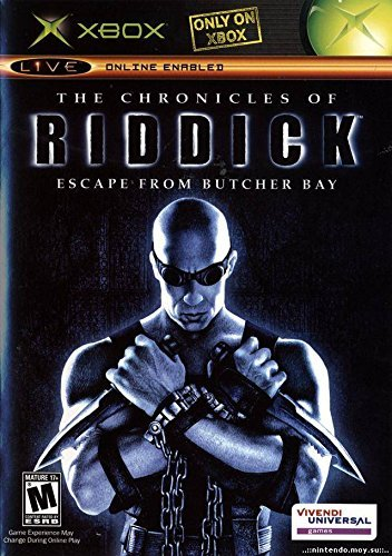 Xbox Chronicles Of Riddick