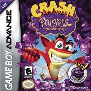 Gba Crash Purple