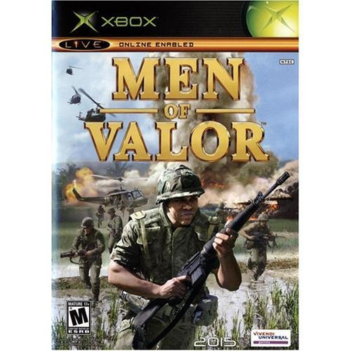 Xbox Men Of Valor