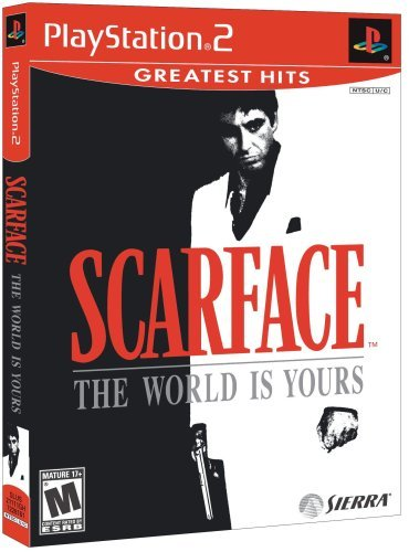 Ps2 Scarface M