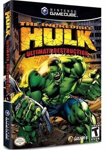 Cube Hulk Ultimate Destruction
