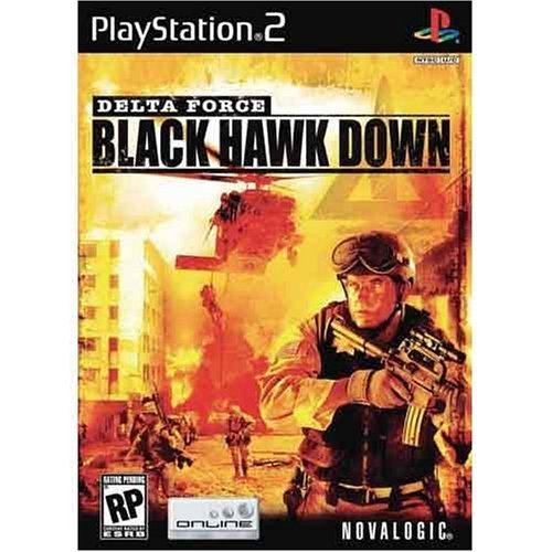 Ps2 Black Hawk Down Delta Force