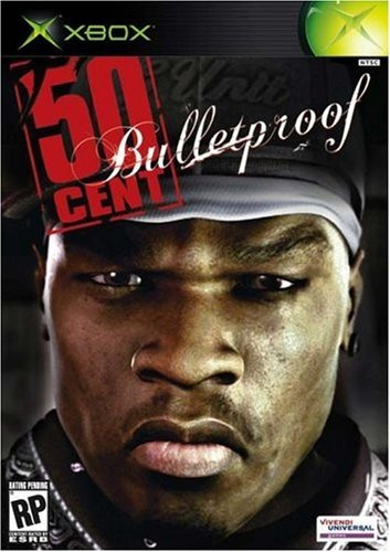 Xbox 50 Cent Bulletproof