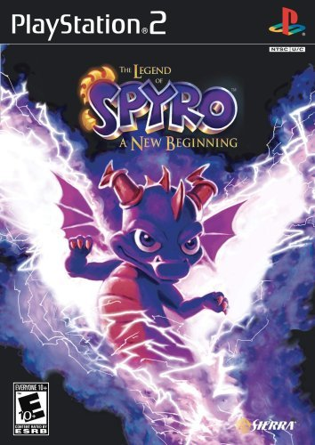 Ps2 Legend Of Spyro
