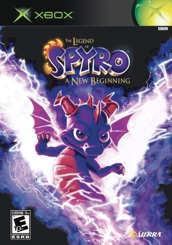 Xbox Legend Of Spyro