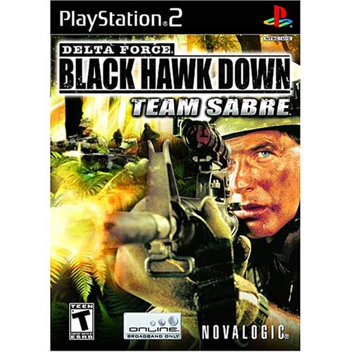 Ps2 Delta Force Team Sabre Vivendi Universal T