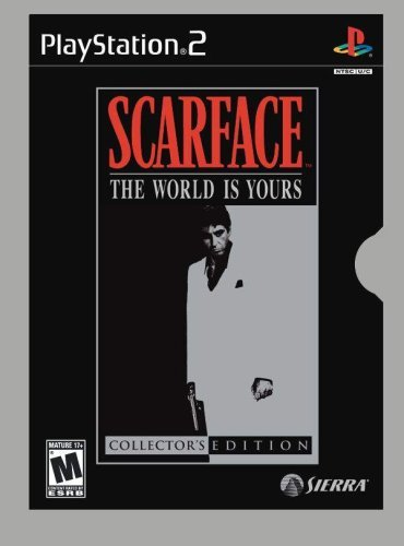 Ps2 Scarface Collector Edition Vivendi Universal M