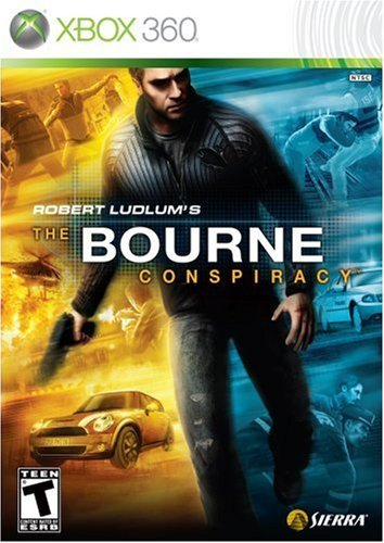 X360 Bourne Conspiracy