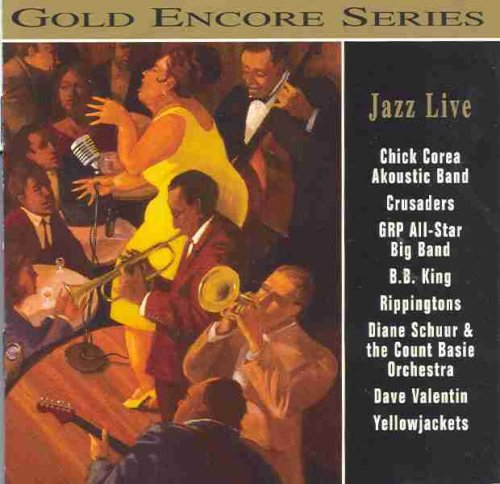 Various Artists Jazz Live (gold Encore Series)