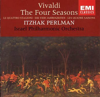 Itzhak Perlman Vivaldi Four Seasons