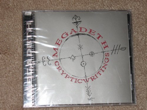 Megadeth Cryptic Writings