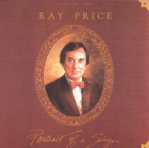Ray Price Portrait Of A Singer