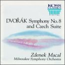 A. Dvorak Sym 8 Czech Ste Macal Milwaukee So