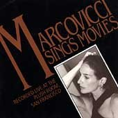 Andrea Marcovicci Sings Movies