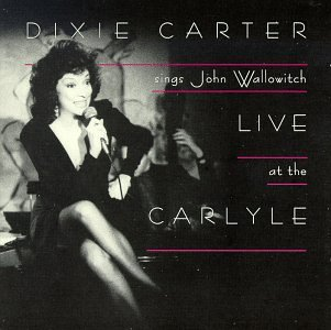 Dixie Carter Sings John Wallowitch Live At