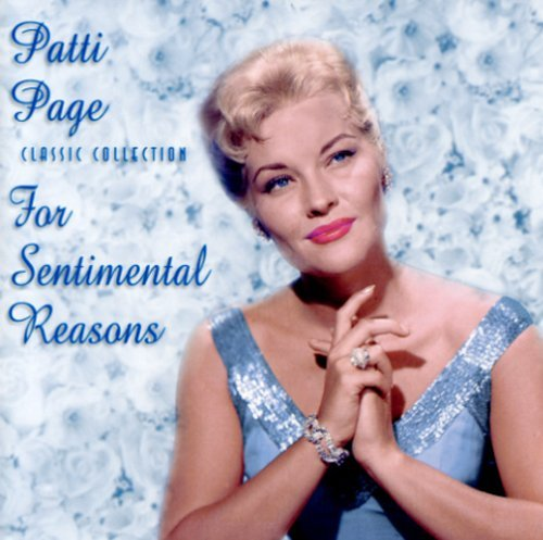 Patti Page For Sentimental Reasons Remastered