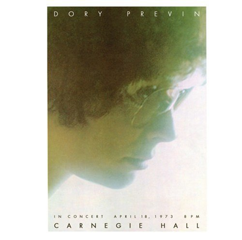 Dory Previn Live At Carnegie Hall